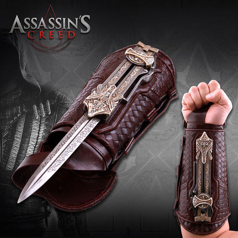 Assassins Creed - Hidden Blade of Aguilar - Domestic Platypus