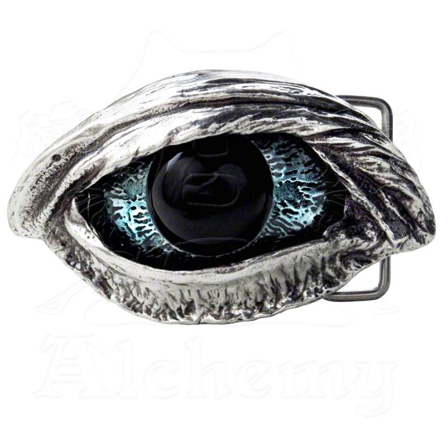 Alchemy Gothic VULTURE'S EYE Belt Buckle - Domestic Platypus