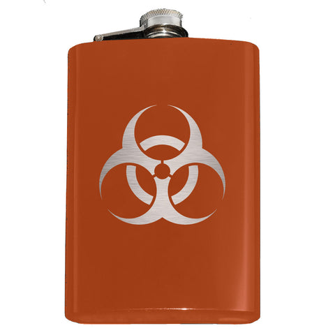 Biohazard Flask - Domestic Platypus