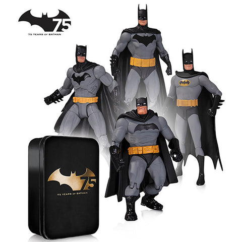 BATMAN 75th Anniversary Figure Set #2