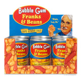 Beans & Franks Bubble Gum