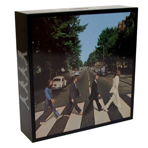 Beatles: ABBEY ROAD Album Cover Coin Bank