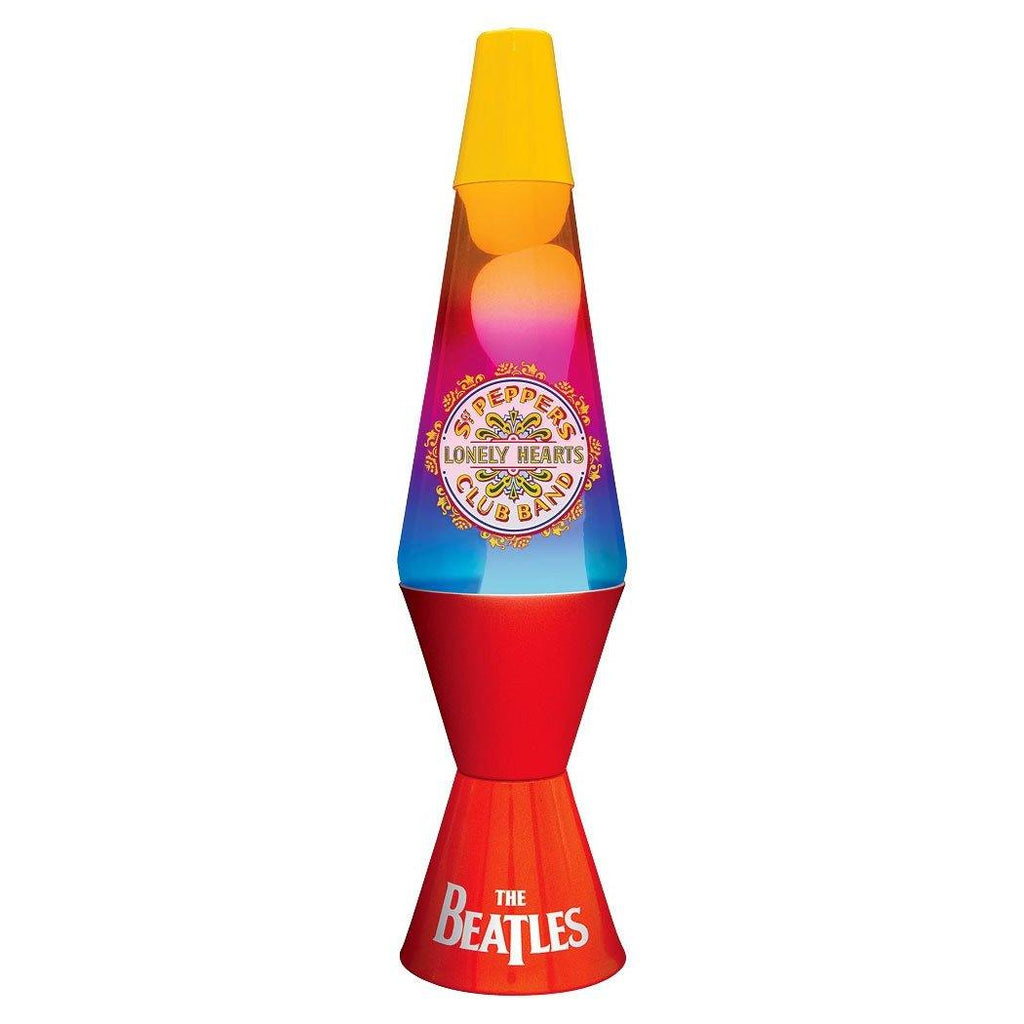 The Beatles | Sgt Pepper's Lonely Hearts Club Band Lava Lamp