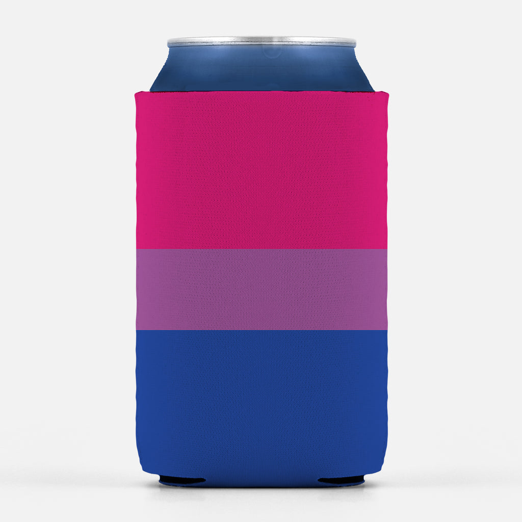 Bisexual Pride Can Cooler