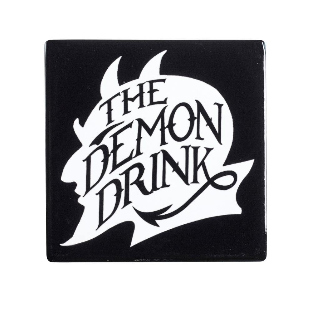 Demon Drink Devil Coaster, Alchemy Gothic - Domestic Platypus