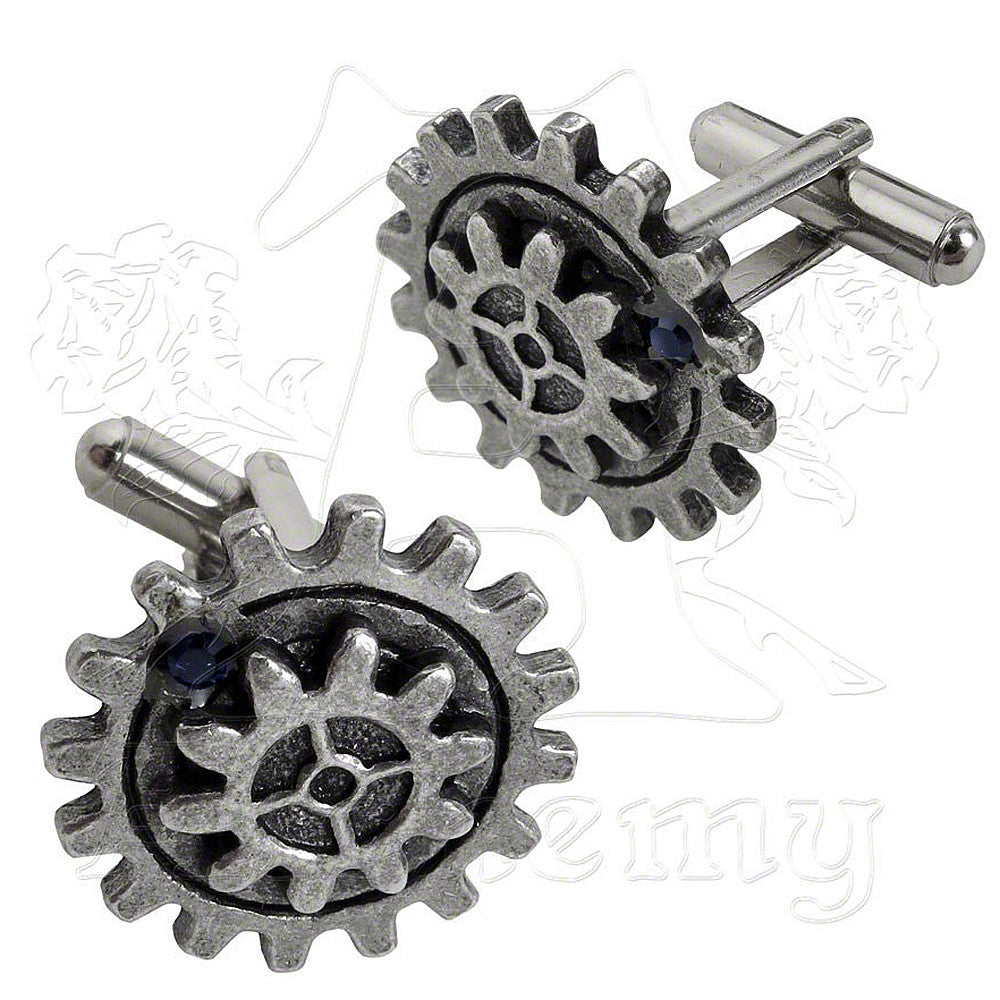Alchemy Empire GEAR Cufflinks - Domestic Platypus