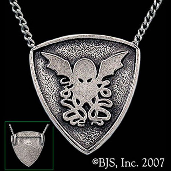 CTHULHU CREST Necklace - Domestic Platypus