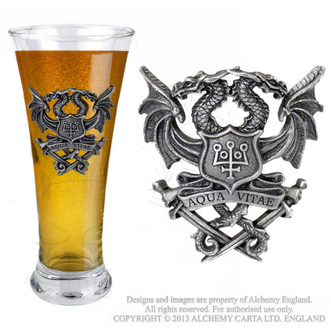 Alchemy AQUA VITAE Half Pint Glass