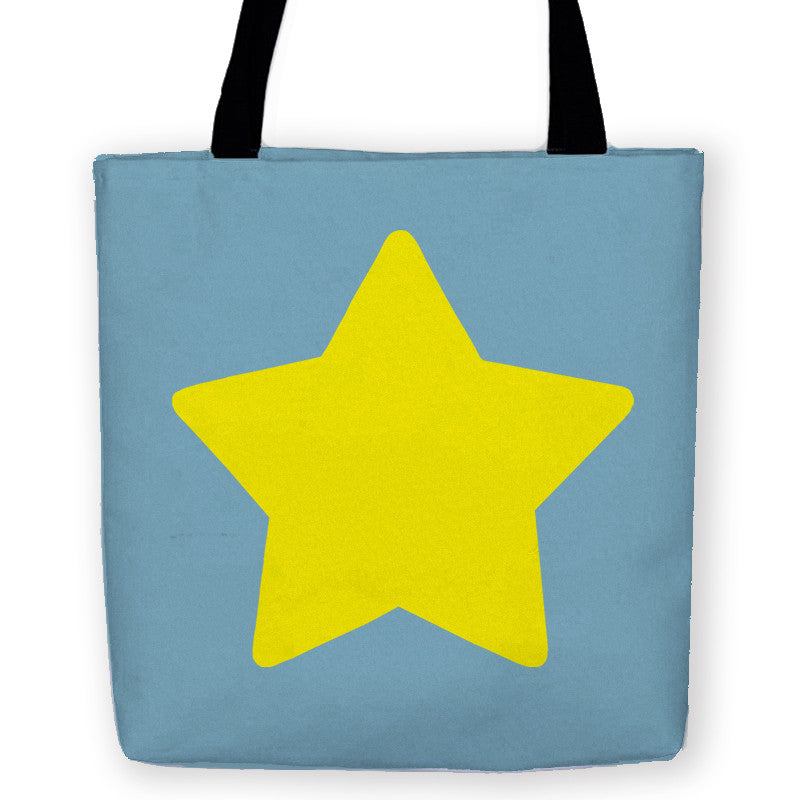 Cartoon Star Tote - Domestic Platypus