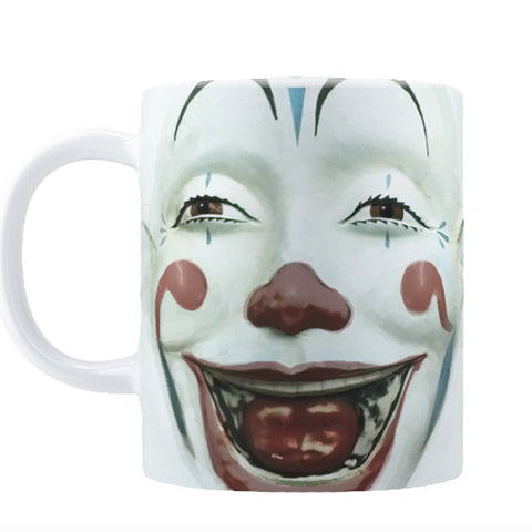 Clown Face Mug - Domestic Platypus