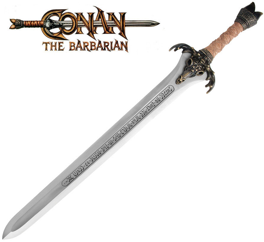 Conan The Barbarian - Father's Sword - Domestic Platypus