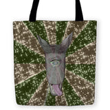 Cosmic Yoz Carryall Tote - Domestic Platypus