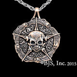 Court of the Dead UNDERWORLD UNITED Medallion Necklace - Domestic Platypus
