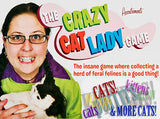 Crazy Cat Lady Boardgame