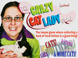 Crazy Cat Lady Boardgame - Domestic Platypus