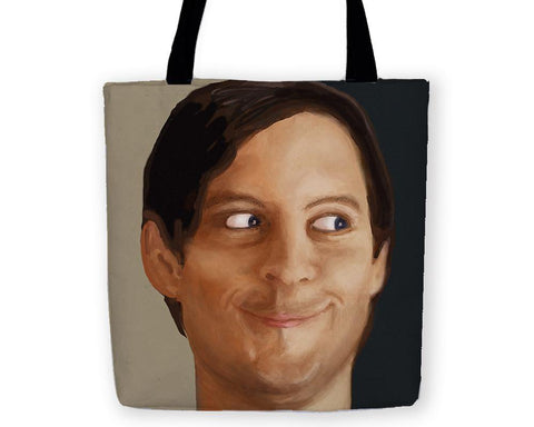 Creepy Tobey Carryall Tote Bag