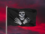 Crimson Ghost Flag