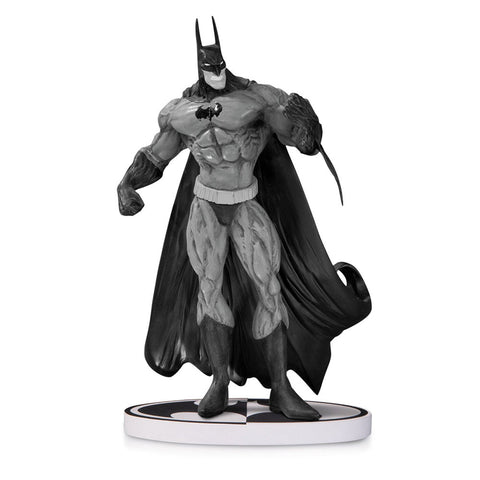 BATMAN: Black & White Statue by SIMON BISLEY, Second Edition
