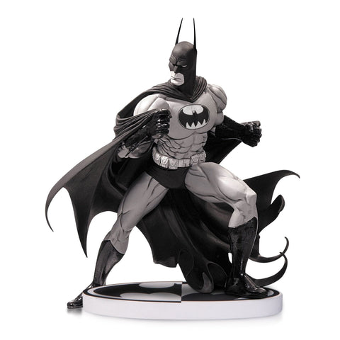 BATMAN: Black & White Statue by TIM SALE, Second Edition