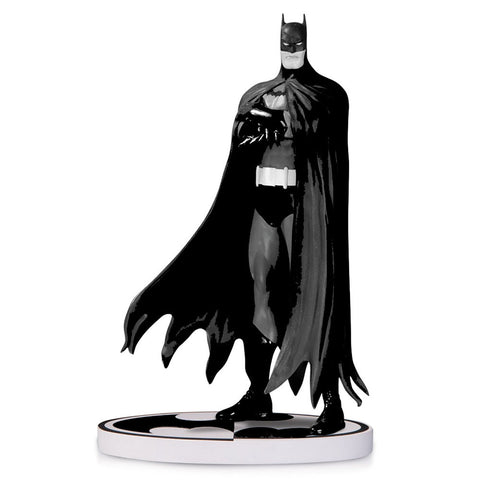 BATMAN: Black & White Statue by Brian Bolland, 2nd Edition