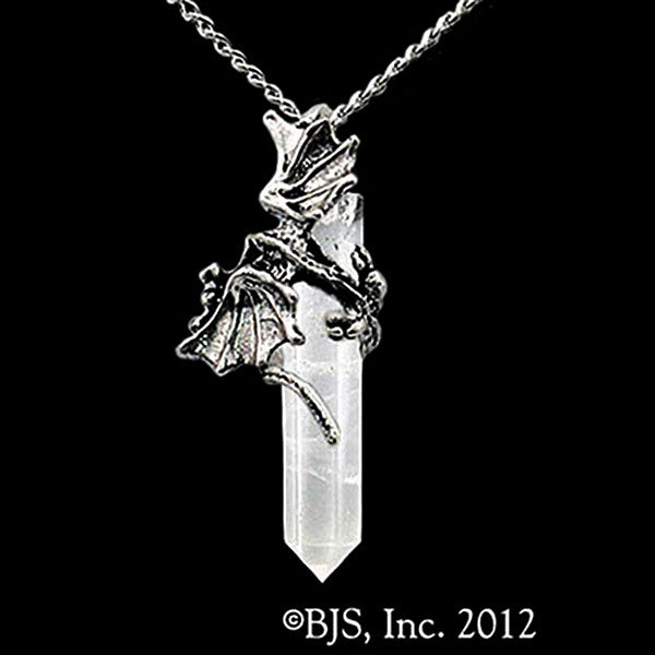 The Hobbit - Smaug Crystal Wrap Necklace