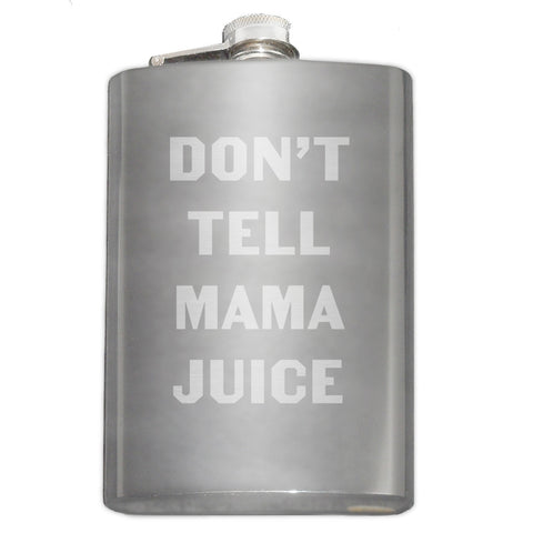 Don't Tell Mama Juice Flask - Domestic Platypus