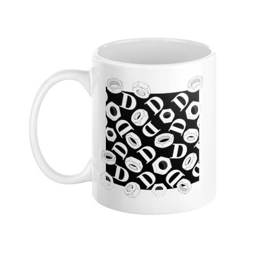 Deez and Nuts Mug - Domestic Platypus