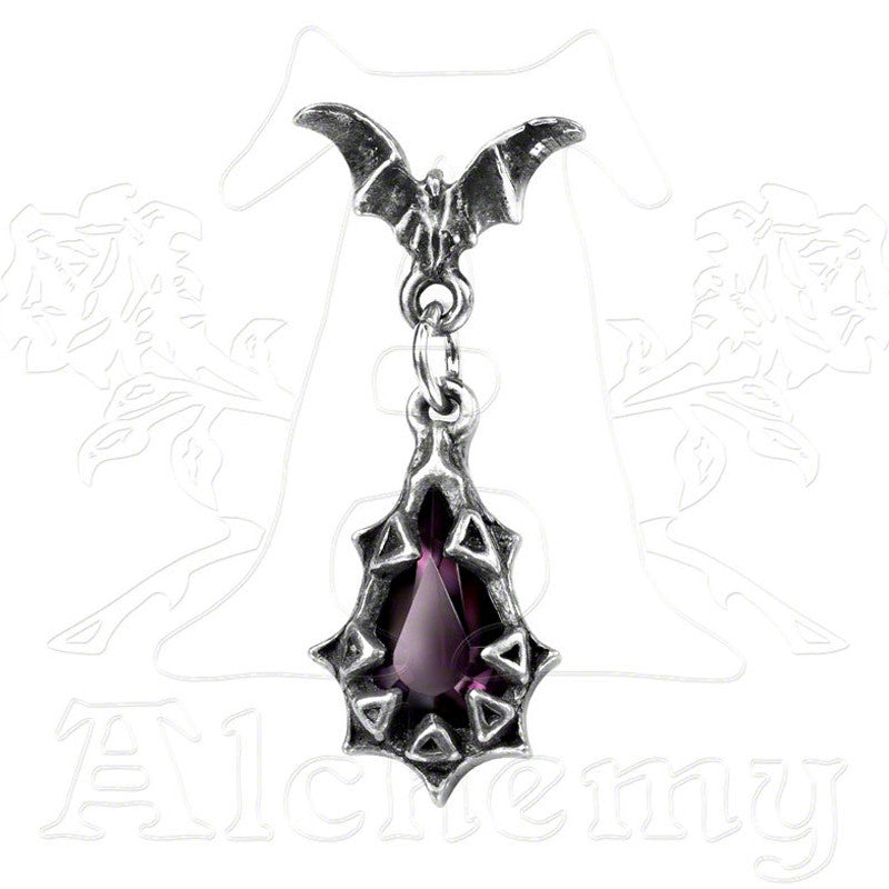 Alchemy Gothic MORTICIA Earring - Domestic Platypus