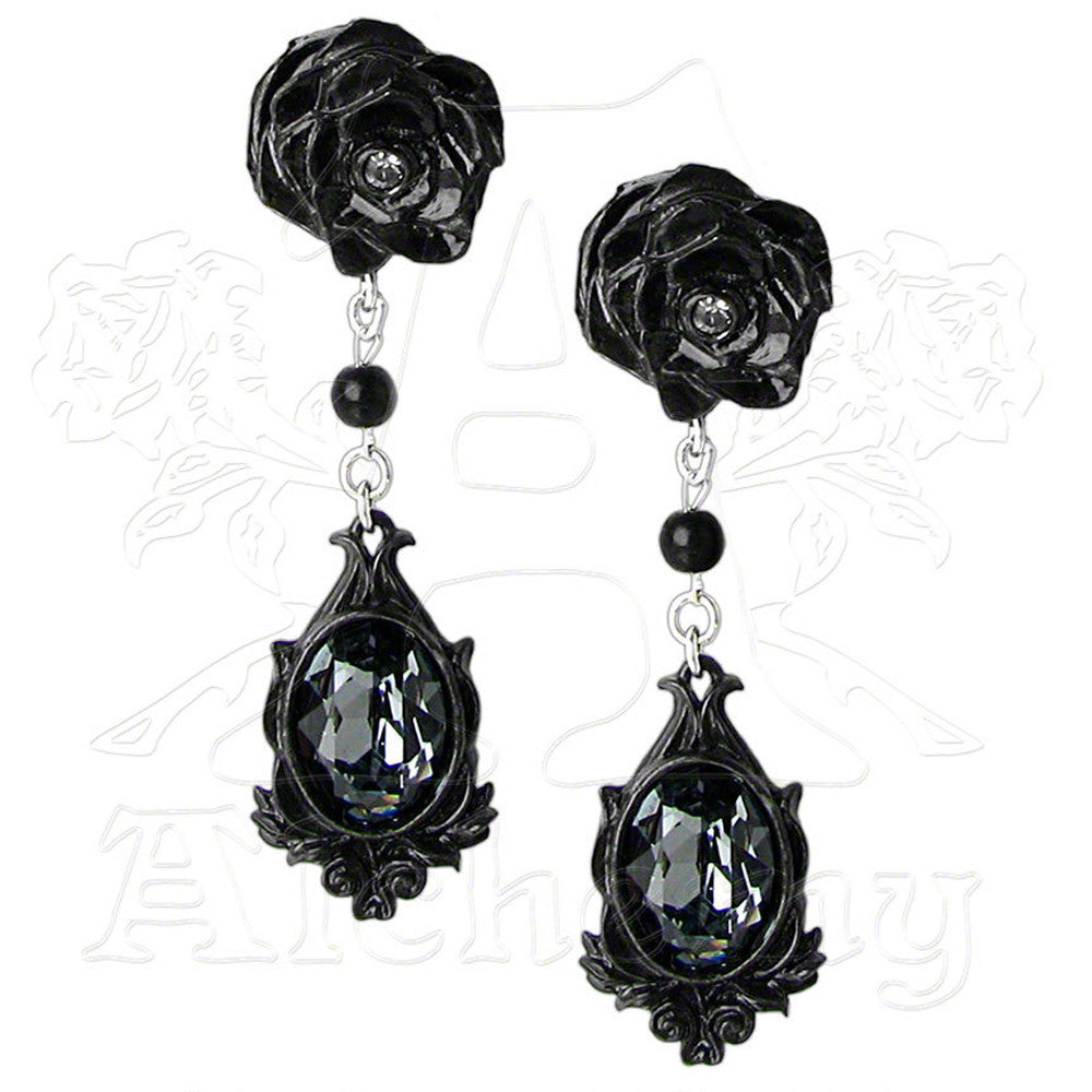 Alchemy Gothic DARK DESIRES Earrings - Domestic Platypus