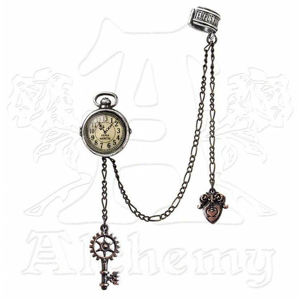 Alchemy Empire UNCLE ALBERT'S TIMEPIECE Earring - Domestic Platypus
