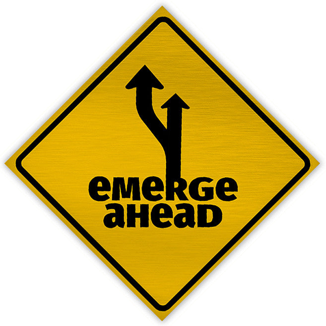 Emerge Ahead Magnet - Domestic Platypus