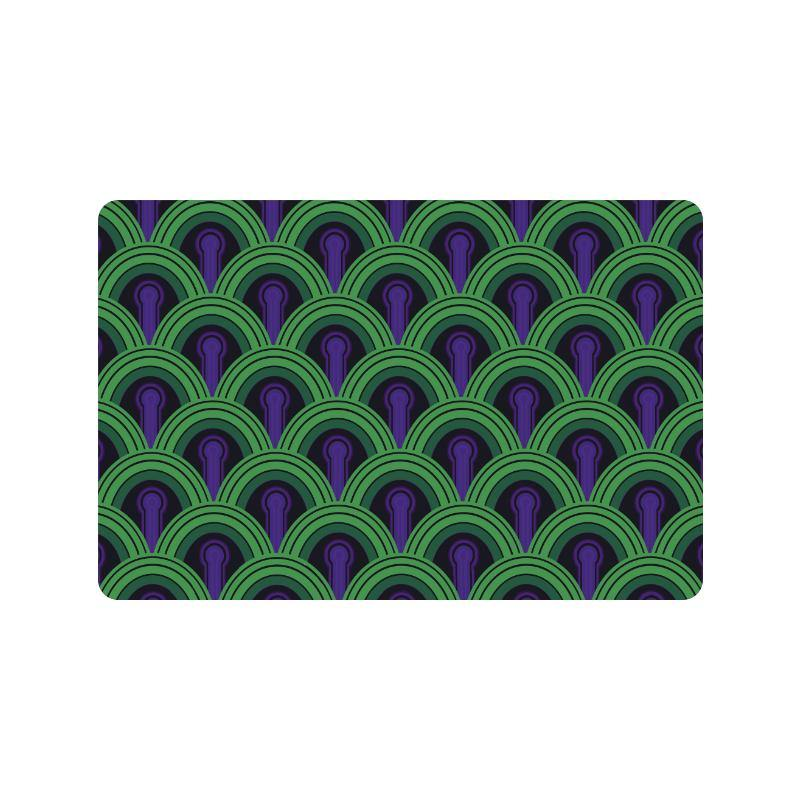 Overlook 237 Pattern Doormat