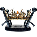 GAME OF THRONES Official Limited Edition Prop Replica Crown - Domestic Platypus