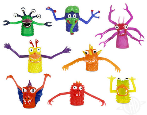 Deluxe MONSTER Finger Puppets/Cake Toppers - Domestic Platypus