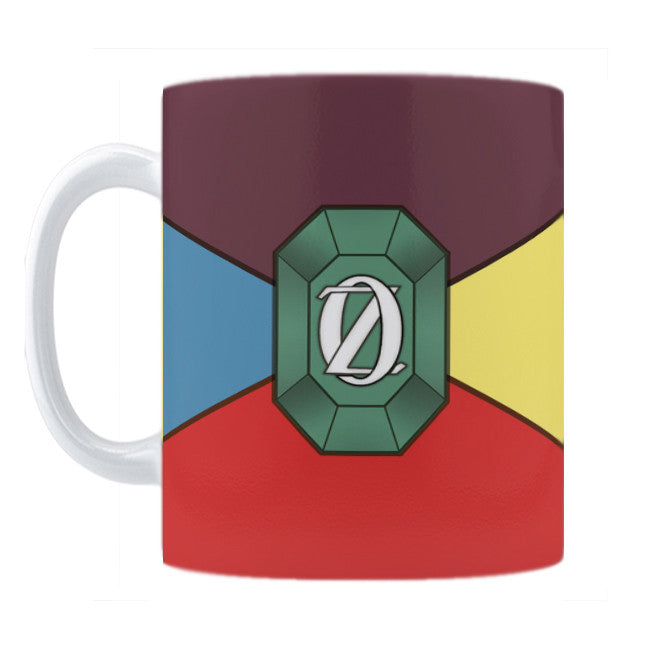 Historical Flag of Oz Mug - Domestic Platypus