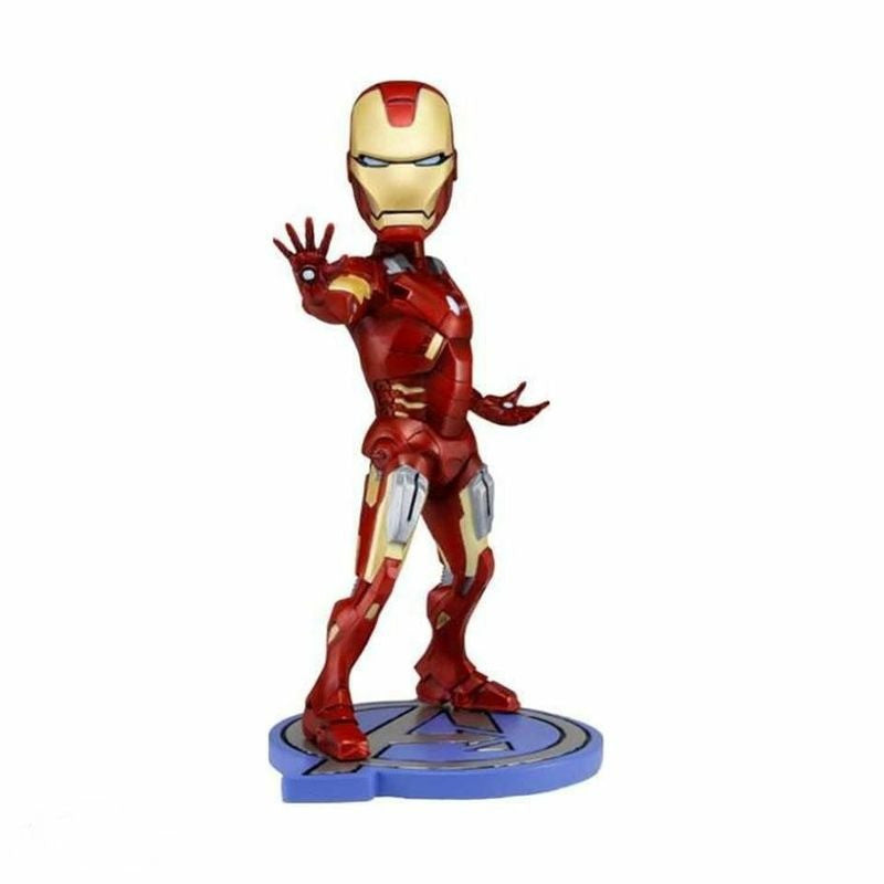 Marvel Avengers IRON MAN Head Knocker - Domestic Platypus