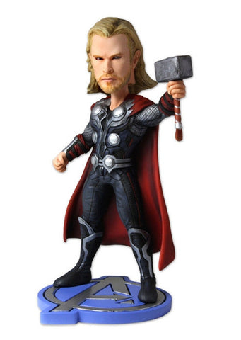Marvel Avengers THOR Head Knocker - Domestic Platypus