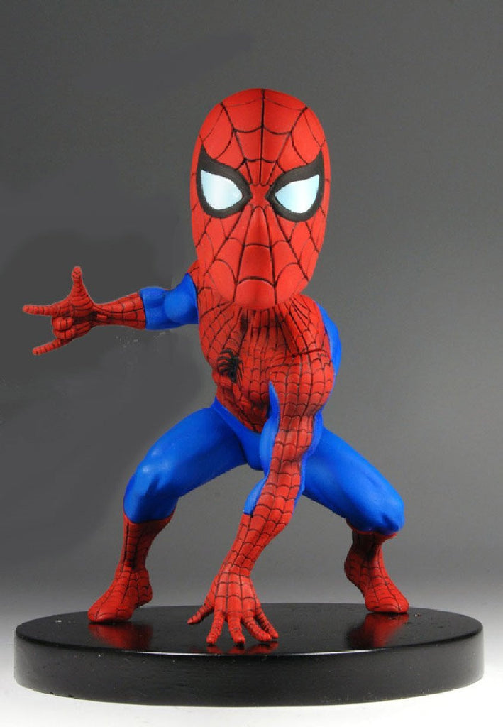 Marvel Classics SPIDERMAN Head Knocker - Domestic Platypus