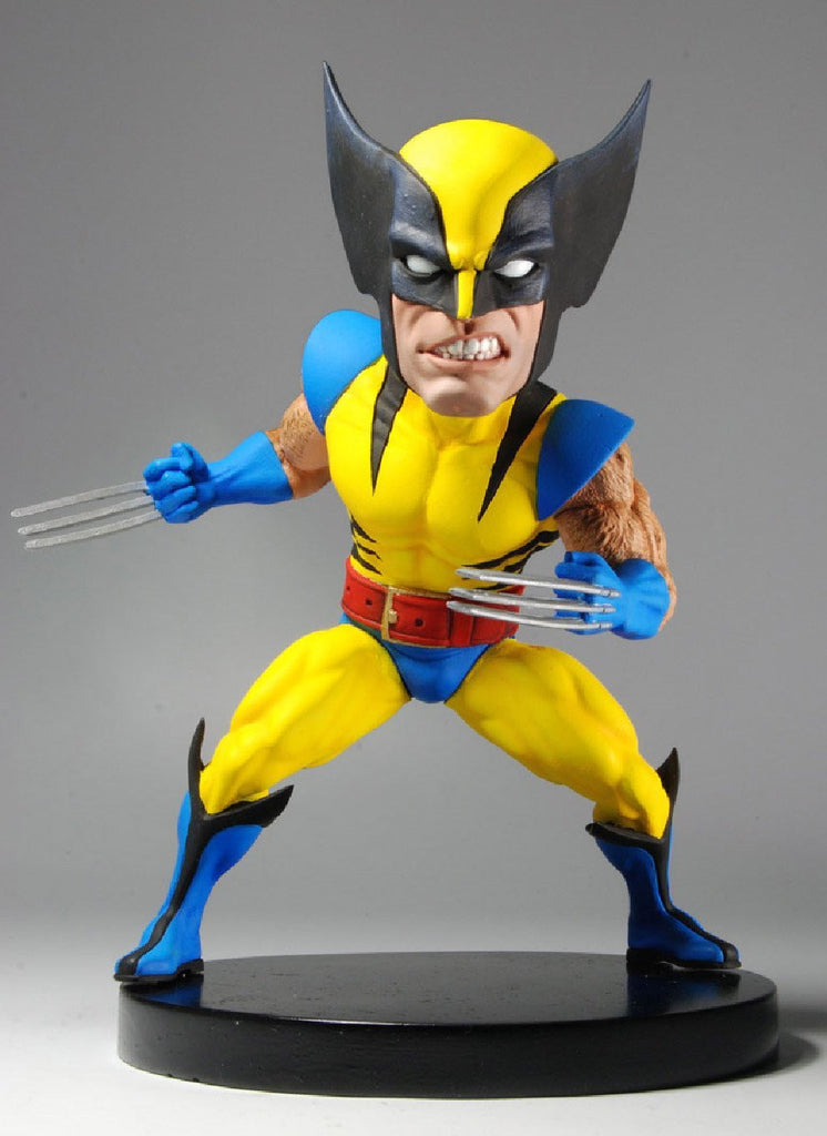 Marvel Classics WOLVERINE Head Knocker - Domestic Platypus