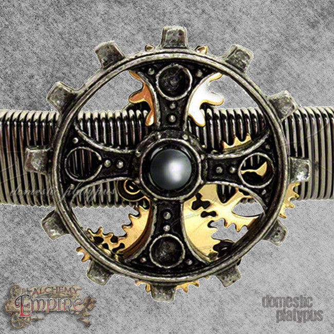 Alchemy Empire FOUNDRYMAN'S RING CROSS Sleeve Band - Domestic Platypus
