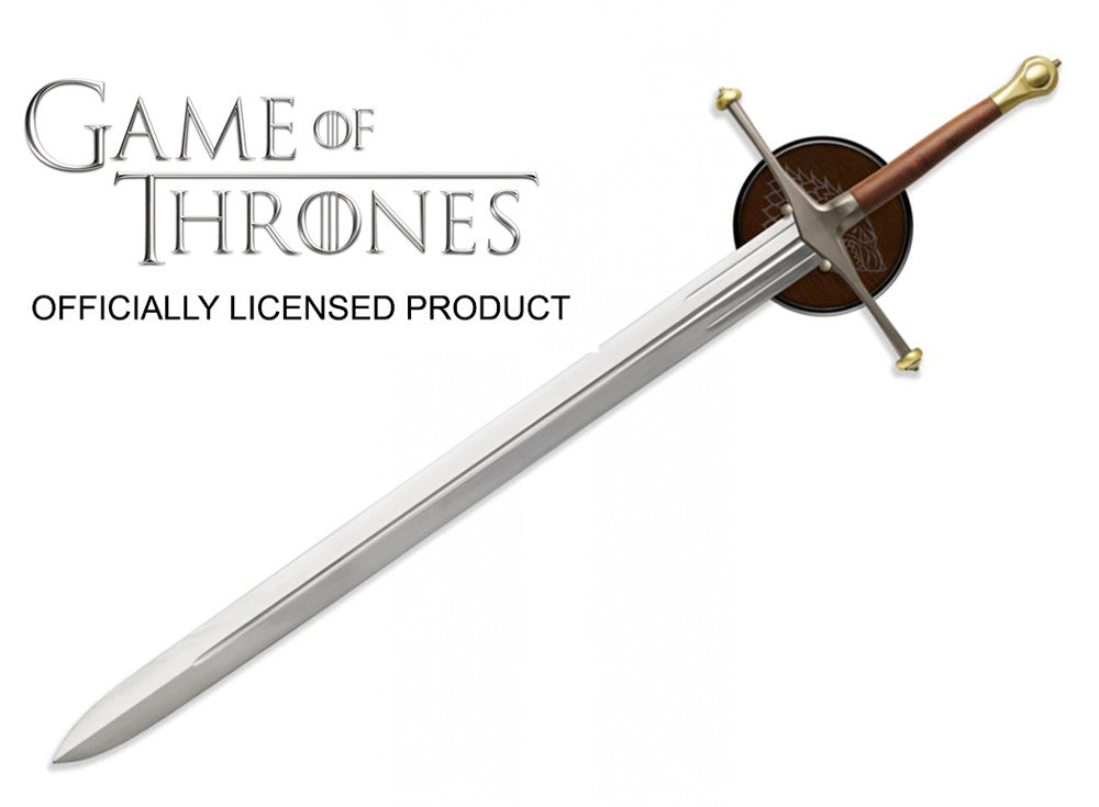 Game of Thrones ICE SWORD of Eddard Stark - Domestic Platypus