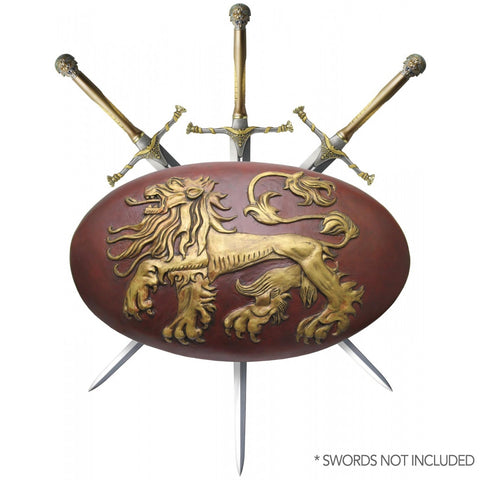 Game of Thrones Lannister Shield / Sword Display