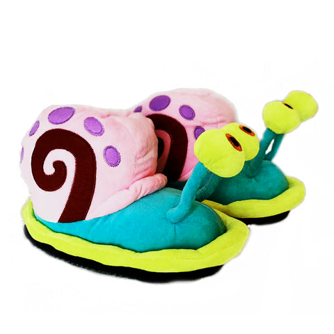 Gary The Snail Slippers