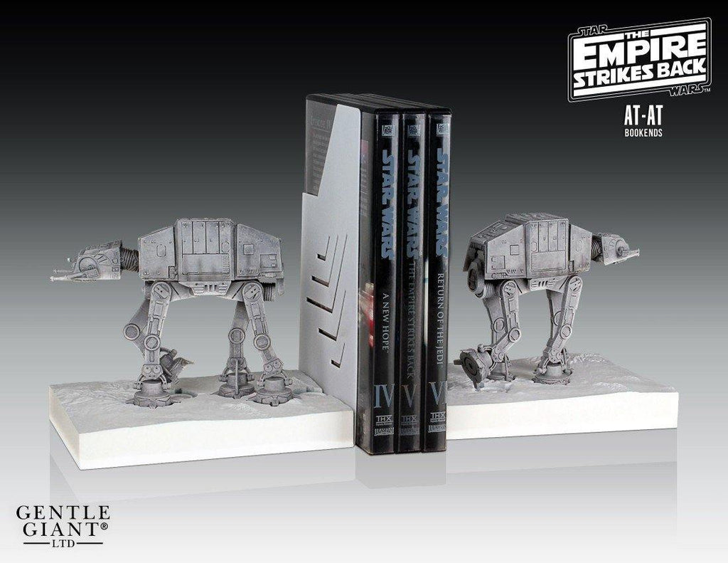 Star Wars AT-AT Mini Imperial Walker Bookends