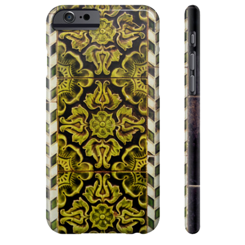 Green Victoria Phone Case