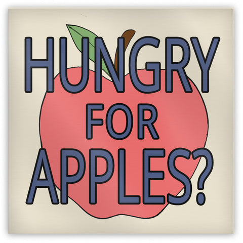 Hungry for Apples? Magnet