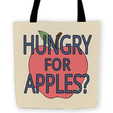 Hungry for Apples Tote