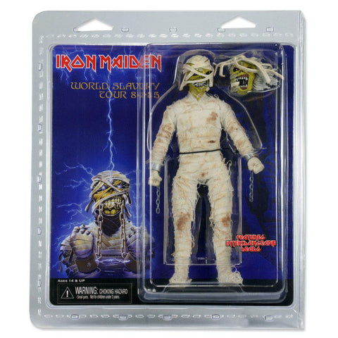 Iron Maiden: WORLD SLAVERY TOUR Retro Style MUMMY Action Figure - Domestic Platypus