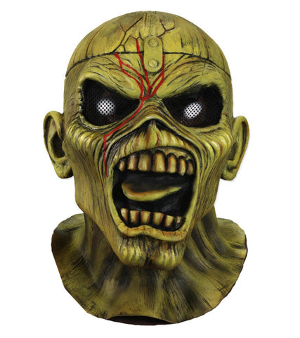 Iron Maiden PIECE OF MIND Eddie Mask - Domestic Platypus