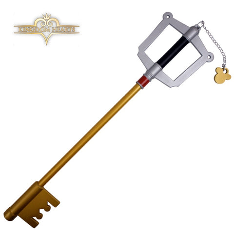 Kingdom Hearts KEY D Foam Cosplay Prop Replica